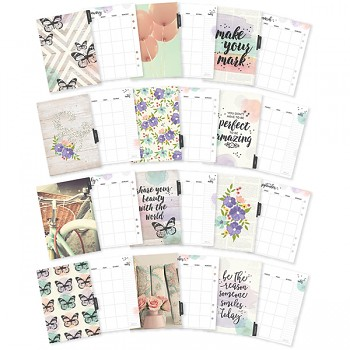 Carpe Diem - Bliss - A5 Monthly Planner Inserts