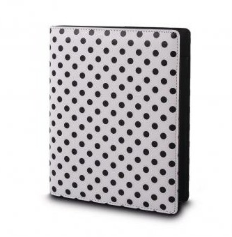 Planner A5 / black dotted