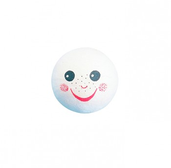 Head of cotton wool: Child's face / 30mm / 1pc
