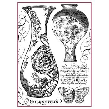 Reispapier A4 / Flower Vessels