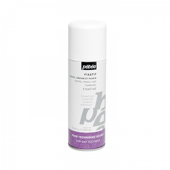 Pastel, Pencil and Charcoal Fixative 200ml