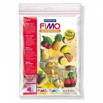 "Fimo Form-Motiv ""Fruits"""