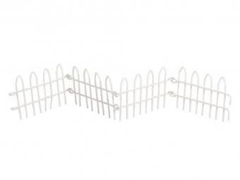 Iron fence, 26x4x0.5cm