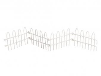 Záhradný plot / 26x4x0,5cm