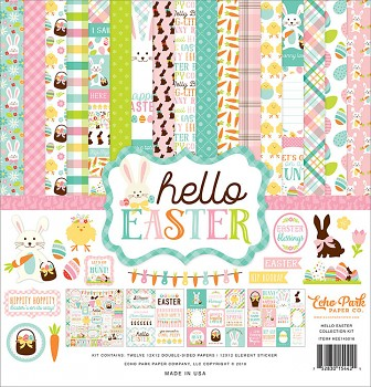Hello Easter  12x12 / Collection Kit