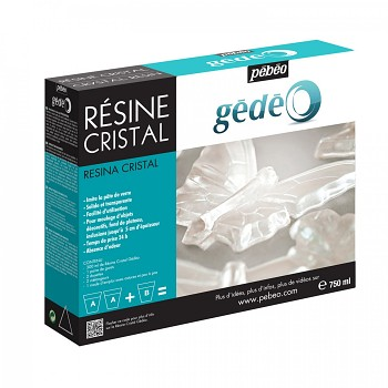 Crystal Resin by Pebeo 750ml