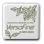 Versafine Small Pad/ Olympia Green