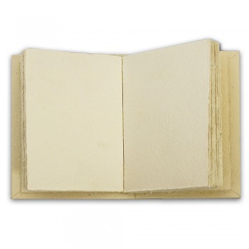 Blank Journal 11,5x16cm / 22 pages / Ivory