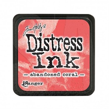 Stempelkissen Distress Mini Ink Pad / abandoned coral
