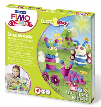 Sada Fimo Kids Form & Play / Bug Buddy