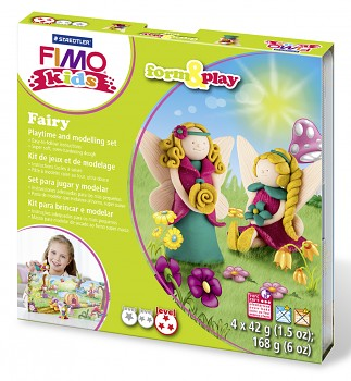 Sada Fimo Kids Form & Play / Fairy