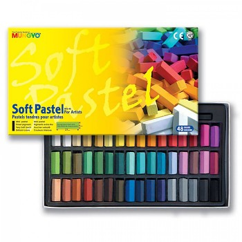 Soft Pastels FOR ARTIST 48 szt