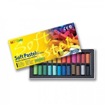 Soft Pastels FOR ARTIST 24 szt