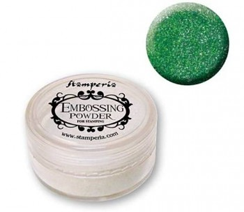 Embossing Pulver 7g / Green