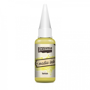 Media Ink 20ml / lemon