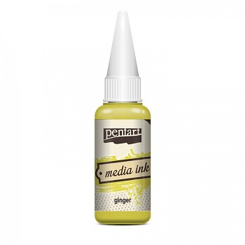 Media Ink 20ml / ginger