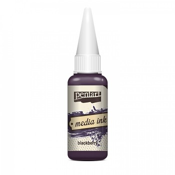 Media Ink 20ml / blackberry