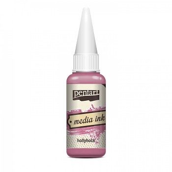 Media Ink 20ml / hollyhock