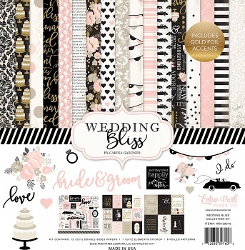 Wedding Bliss 12x12 / Collection Kit