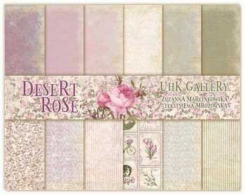 DESERT ROSE / 12x12 / Collection Pack