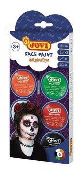 Make-up colour HALLOWEEN / 6x8ml