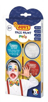 Make-up colour PARTY / 6x8ml
