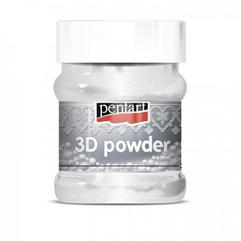 3D hrubý púder / 230ml