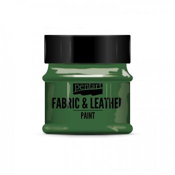 Farba na textil a kožu 50ml / zelená
