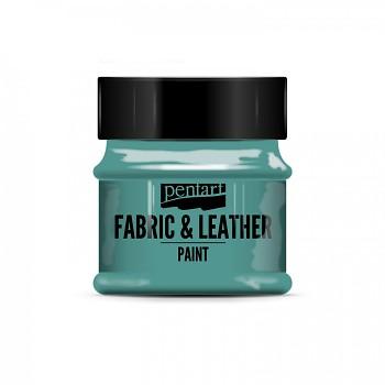 Barvy na textil a kůži 50ml / turquoise green