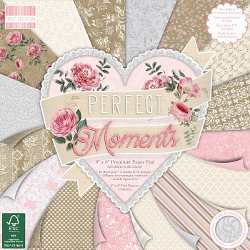 "Perfect Moments 8x8"" Paper Pack / 48St."