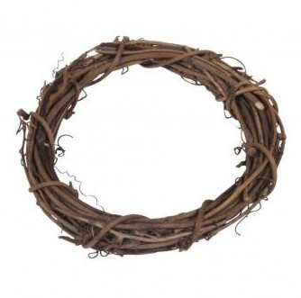 Clematis Wreath / 8 cm