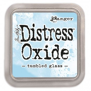 Distress Oxide Ink Pad / Tumbled Glass