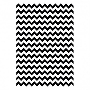 Art Stencil A5 / Love It - Chevron
