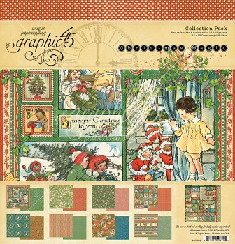 Christmas Magic 12x12 Paper Pad