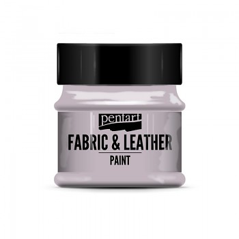 Fabric & Leather Paint 50ml / Victorian pink