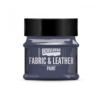 Fabric & Leather Paint 50ml / jeans blue