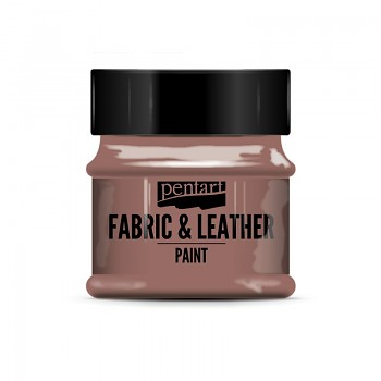Fabric & Leather Paint 50ml / glitter bronze