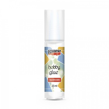 Hobby lepidlo 20ml / samolep tuba