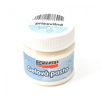 Gel paste / 50 ml / glossy