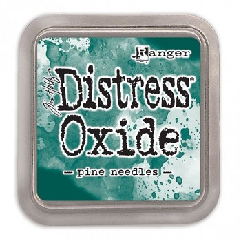 Distress Oxide Ink Pad / Pine Needles