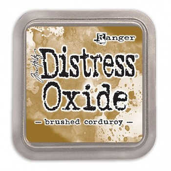 Distress Oxide Ink Pad / Brushed Corduroy