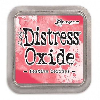 Distress Oxide Ink Pad / Festive Berries