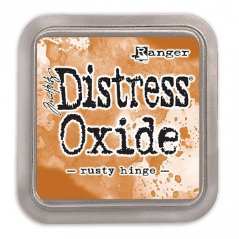 Distress Oxide Ink Pad / Rusty Hinge