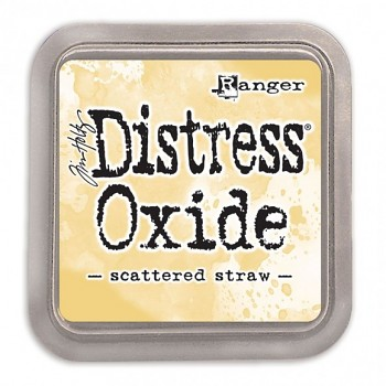 Distress Oxide Ink Pad / Scattered Straw