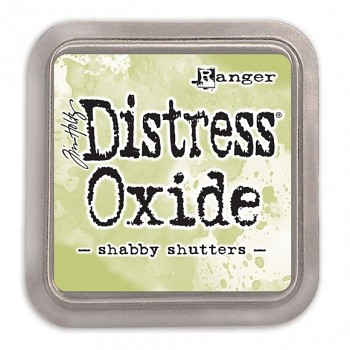 Distress Oxide Ink Pad / Shabby Shutters