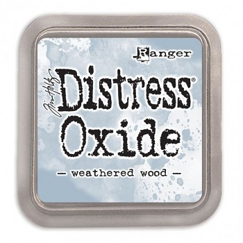 Distress Oxide Ink Pad / Weathered Wood