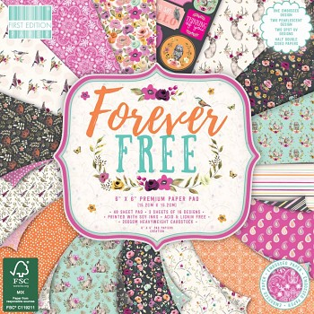 Forever Free 6x6 Paper Pack / 48 St.