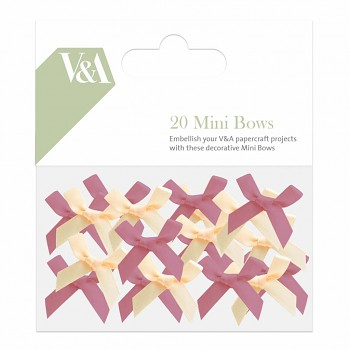 First Edition V&A 2 Mini Bows  / 20 St.