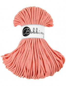 Bobbiny Cotton Cord Premium 5mm / 50m / Peach