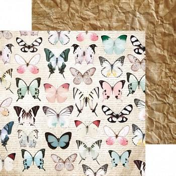 "Scrapbookový papier 12x12"" / Scrap studio / Coarse"